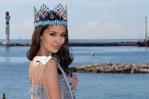 megan young miss world in cannes