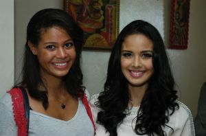 miss world megan young in haiti (1)