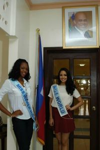 miss world megan young in haiti (10)