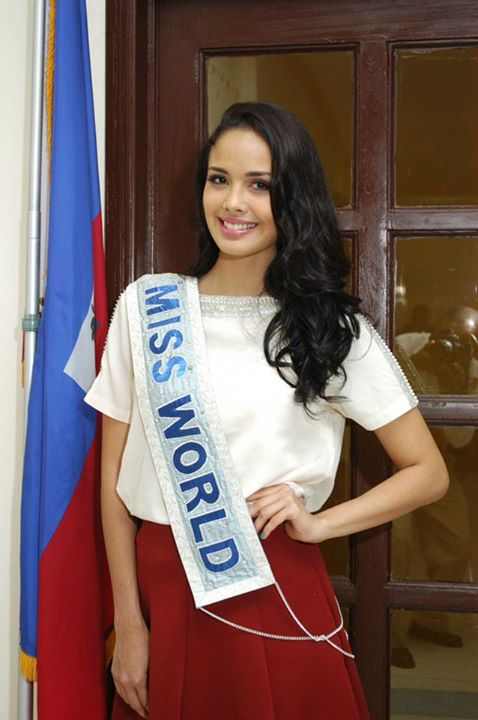 miss world megan young in haiti (13)