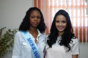 miss world megan young in haiti (2)