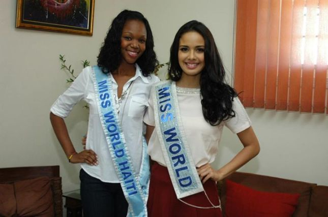 miss world megan young in haiti (3)