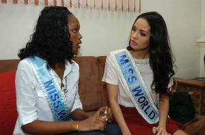 miss world megan young in haiti (6)