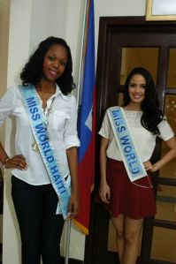 miss world megan young in haiti (7)