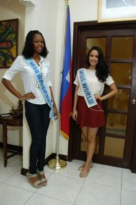 miss world megan young in haiti (8)